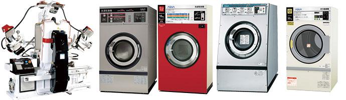 業務用洗濯機